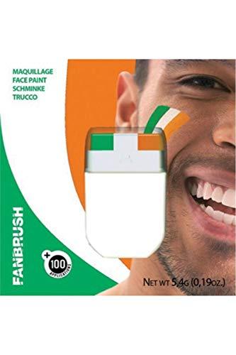 STICK Maquillage supporter IRLANDE vert blanc orange
