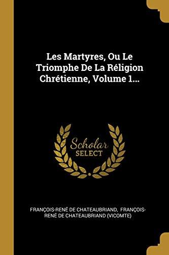 FRE-LES MARTYRES OU LE TRIOMPH