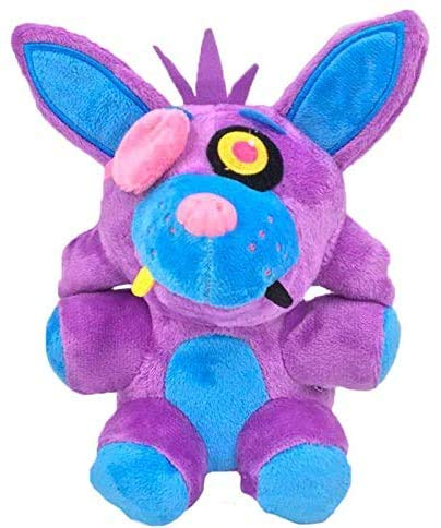 7' FNAF Springtrap Stuffed Plush Toys - Stuffed Toys Dolls - Kids Gifts - Gifts for Five Nights at Freddy's Fans ||US Stock (Purple Phantom Foxy)