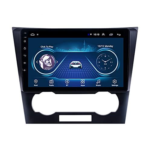 Android 10.0 8 Core Car stereo radio de navegación por satélite FM AM Autoradio 2.5D Pantalla táctil para Chevrolet EPICA 2007-2012 Navegador GPS Bluetooth WIFI GPS USB SD player(Color:4G+WIFI 2G+32G)