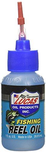 Lucas Oil Product 10690 Fishing Reel Oil