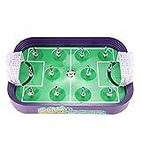 Mini Mesa De Fútbol Set Easy Intellect Desk Soccer Juego Niños Fútbol Tabla Modelo Familia Juguetes Interactivos para Niños Regalo