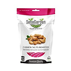 Seba Garden Whole Roasted Lightly Salted Cashews 1kg Resealable Pouch Rich, buttery and delicious and perfect Roasted cashew Seba Garden sources the freshest and highest quality superfoods from all over the planet. Our mission is to make these amazin...
