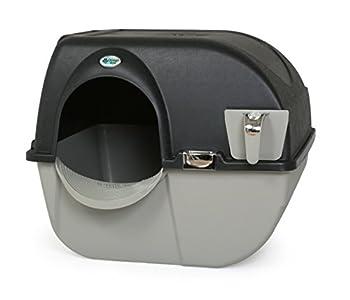 Omega Paw Elite Self Cleaning Litter Box Large EL-RA20-1