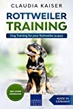 Rottweiler Training: Dog Training for your Rottweiler puppy