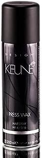 Keune Design Press Wax Hairspray 6.0 oz