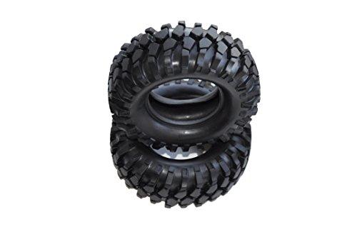 Amewi 010-20210 Reifen Set 96mm mit Einlagen 2 Stück