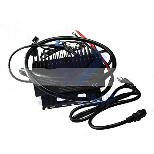 SINOCMP 105739 1057639GT 96211 96211GT Battery Charger for Genie GS-1532 GS-1932 GS-3232 GS-3232 GS-4047 Drive Chassis Components,3 Month Warranty