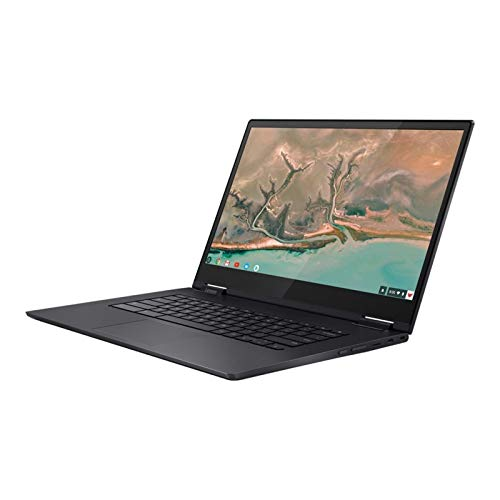 Lenovo Yoga Chromebook C630 -Portátil táctil convertible 15.6' FullHD (Intel Core i5-8250U, 8GB RAM, 128GB eMMC, Intel UHD Graphics, Chrome OS), Color azul - Teclado QWERTY español