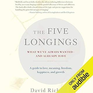 The Five Longings audiobook cover art