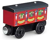 Sodor Brass Band Coach Caboose Car - Thomas Wooden Railway Tank Engine Train Loose
