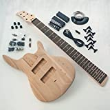 Combine 6-String DIY Electric Bass Kit