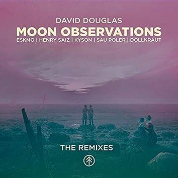 Moon Observations (The Remixes)