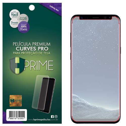 Pelicula Curves Pro para Samsung Galaxy S8 Plus - VERSÃO 2, HPrime, Película Protetora de Tela para Celular, Transparente