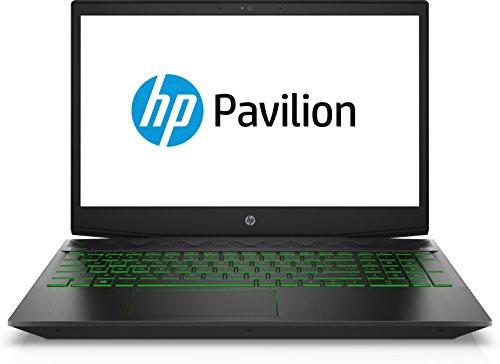 HP Pavilion 15.6' Gaming Laptop Intel Core i5+8300H, NVIDIA GeForce GTX 1050 4GB GPU, 8GB RAM, 16 GB Intel Optane + 1TB HDD Storage, Windows 10