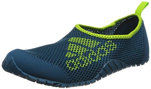 Adidas Kurobe K, Zapatillas de Deporte Unisex niño, Azul (Azcere/Petnoc/Limsol 000), 31 EU