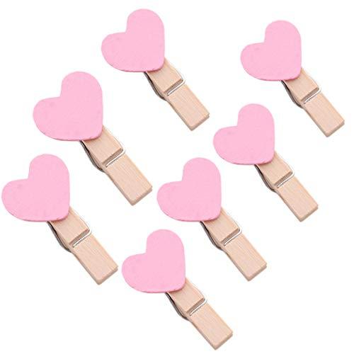 Sipliv Paquete de 12 titulares de tarjetas de mesa Nombre de la tabla de bodas Titulares de números Menú Memo de nota Soportes de foto Portafotos Clip en forma de corazón, flamenco, unicornio