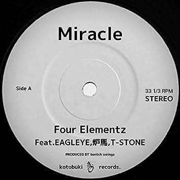 Four Elementz (feat. EAGLEYE, ROMA & T-STONE)