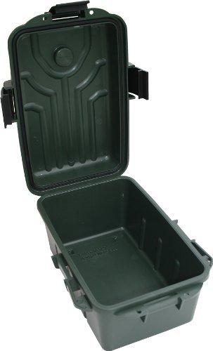 MTM Survivor Dry Box Boîte de survie étanche Grand format 25 x 18 x 13 cm Vert