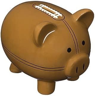 Circo Baby Piggy Bank - Jumbo Ceramic Football Pigskin Money Bank