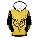 One Piece Trafalgar Law Sweats À Capuche Pull D.Luffy Cosplay Costume À Manches Longues...