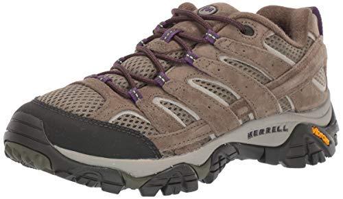 Merrell womens J033286 Hiking Boot, Olive, 8 US