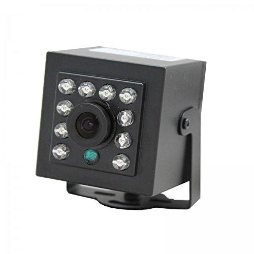 Setik - Telecamera Nascosta Ibrida 4in1 'Analogica/Ahd/Hdcvi/Hdtvi' 720P 3.6mm con IR - Setik - HDHYB1MPX36IR