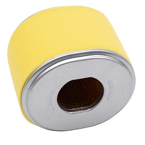 vhbw Luftfilter mit Vorfilter Ersatzfilter passend für Honda GX240, GX270, GX340, GX390 Rasenmäher, 10,2 x 9 x 7,7cm