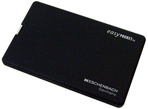Eschenbach 0007645071030 - Lupa luminosa de bolsillo