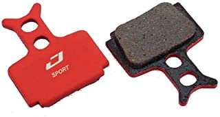 Jagwire Mountain Sport Semi-Metallic Disc Brake Pads for Formula T1 R1 RX