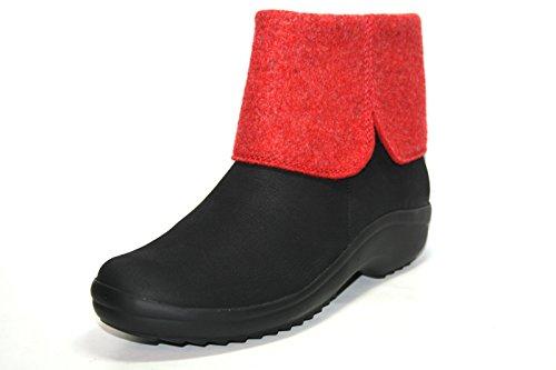 Berkemann Boot Coralie Leder Schuhe Damen Comfort Stiefelette 05202 EU 36 1/3