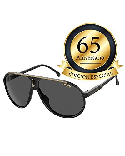 Carrera 20379980762IR Gafas, Black/Grey, 62 Unisex Adulto