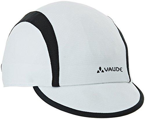 VAUDE Kappe Bike Hat III, White, One size, 05586