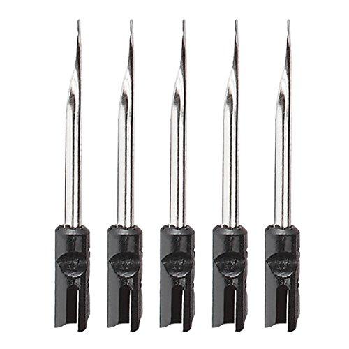SIGEL ZB360 Ersatznadeln für Heftpistole ZB600, Stahl, 5 Stück