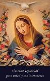 Catholic Springtime Spanish Spiritual Bouquet Holy Prayer Card