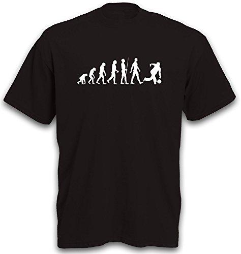 T-Shirt Evolution Bowling Kegeln Strike Trikot Bowler Bowlingkugel Kegler Sport Funshirt Gr. XL