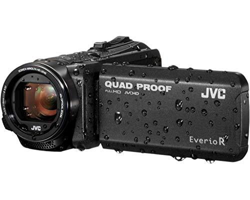 JVC GZ-R405BEU Soporte de - Videocámara (10 MP, CMOS, 25,4/5,8 mm (1/5.8'), 40x, 200x, 2,9-116 mm)