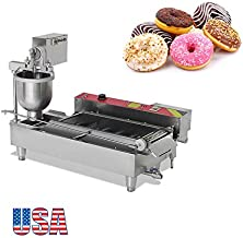 Zinnor Automatic Donut Maker Machine, Doughnut Maker, Commercial Doughnut, 7L Donut Maker, 3 Sizes Auto Donuts (2-5days &USA Shipping)