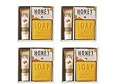 ハチミツ配合 ハンドクリーム&石鹸セット