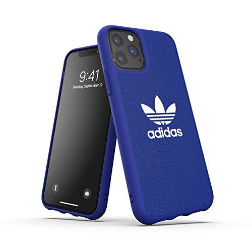 adidas Originals Adicolor - Carcasa para iPhone 11 Pro, Color Azul