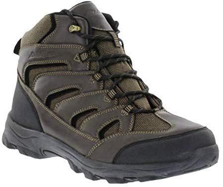 BY EDDIE BAUER Men's Hiking Boot Model: Fairmont Color: Br...
