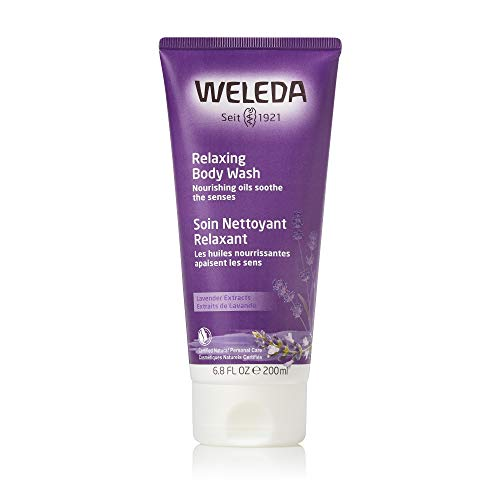 Weleda Lavanda rilassante doccia, 1er Pack (1 x 200 ml)