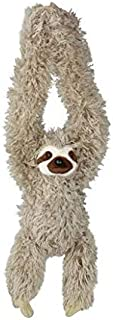 Wild Republic Hanging Three Toed Sloth Plush, Stuffed Animal, Plush Toy, Gifts for Kids, Zoo Animals, 30 inches