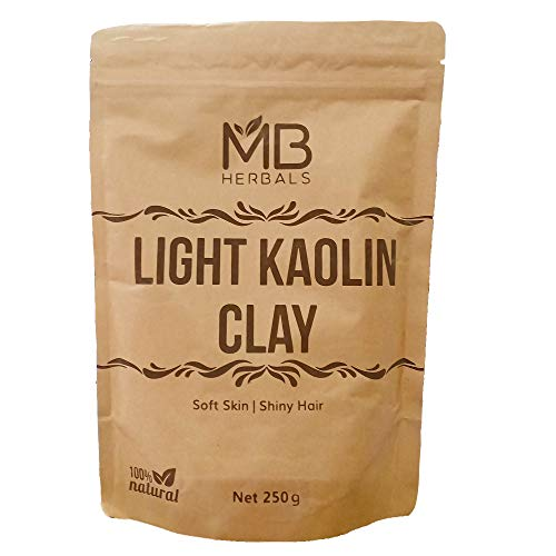 Light Kaolin Clay