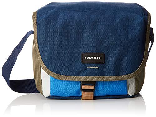 Crumpler PR2500-004 Estuche para cámara fotográfica Bandolera Gris, Amarillo - Funda (Bandolera, Universal, Tirante para Hombro, Gris, Amarillo)