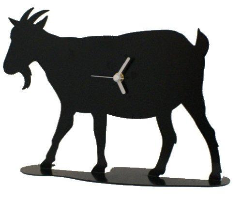 JAM デザイン時計 Animal Clock -YAGI- JMC-CL?0029