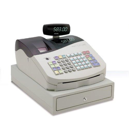 ROYAL ALPHA583CX Heavy Duty Cash Register