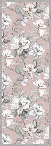 Vilber Magnolia DU 04 78X225 Alfombra, Vinilo, Rosa, 78 x 225 x 0.22 cm