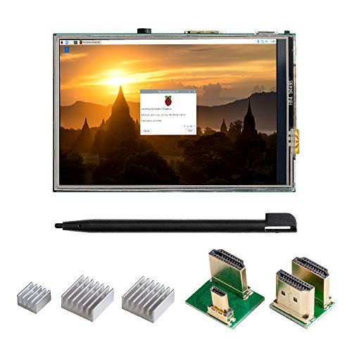 pantalla 7 pulgadas raspberry pi 3 fabricante UCTRONICS