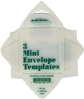 JudiKins Envelope Templates mini envelope template set